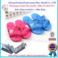 China New Style lovers With Flower High Quality PVC Air Blowing Shoes Moulds on sale