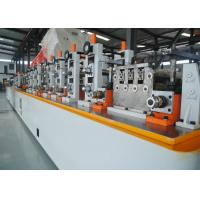 China High speed ms pipe making machinery Fully automation high precision ERW tube mill on sale