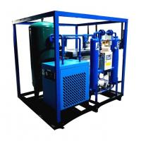 Heated Purge Desiccant Air Dryer , Industrial Air Compressor Dryer CE ISO9001 Manufactures