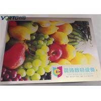 UV Flatbed Inkjet Sublimation Aluminum Sheets No Cleaning Needed Printing Directly Manufactures