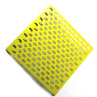 Honeycomb Perforated Expanded Wire Mesh Sheet Panel Of Stainless Steel Aluminum Manufactures