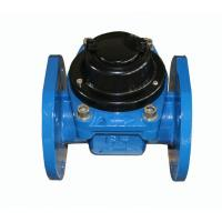 China Agriculture Turbine Water Meters , Large Woltman Water Meter for Cold Water on sale