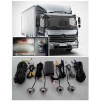 Waterproof  Bird View Parking System / Four - camera 360 Around View Parking Assist Manufactures