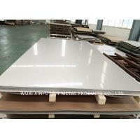 SUS JIS EN Cold Rolled Stainless Steel Sheet / Cold Roll Steel Plate Manufactures