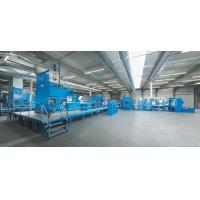 1600mm 2400mm PP Single Die Spunbonded Non Woven Fabric Making Machine S , Ss Manufactures