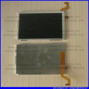 3DSLL 3DSXL top lcd screen Nintendo 3DSLL 3DSXL repair parts Manufactures