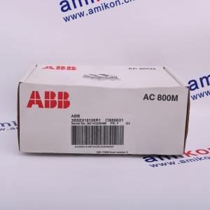 ABB  DSQC345B DCS  email me: sales5@amikon.cn Manufactures