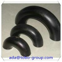 Carbon Steel Butt Weld Fittings Pipe Elbow Sch40 Lr 180 Degree Pipe Elbow 8 Inch Manufactures