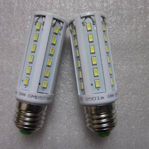 Quality 3u 9watt LED Corn Light  2800k - 6500k E27 860 Lm E27 B22 High Quality for sale