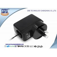 China AU Plug 12V 0.5A Wall Mount Power Adapter for Earphone , 1 Year Warranty wholesale