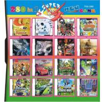 280 in 1 280 in one Multi games Card for DS/DSI/DSXL/3DS Game Console Manufactures