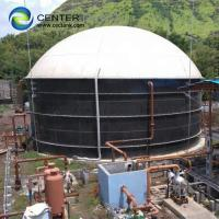6.0 Mohs Hardness Effective Biogas Holders For Anaerobic Digestion Plants Manufactures