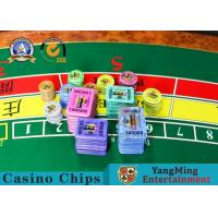 Buy cheap Manufacturer Custom RFID Chip Poker Club VIP Clay Texas Chip Independent from wholesalers