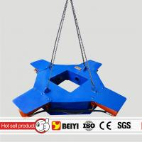 China BEIYI BYP500S concrete breaker hydraulic square type pile head breaker CE certificated on sale
