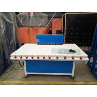 Buy cheap Single Side Heated Roller Press Table with Air Float&Tilting,Heat Roller Press from wholesalers