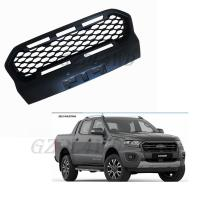 Custom Logo ABS Mk3 Front Grill Mesh For Ford Ranger Wildtrack 2018 2019 Manufactures
