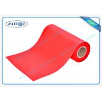 Anti - Uv Heavy Duty Landscape Fabric Nontextile For Bedding / Medical Industries Manufactures