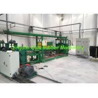 Quality Industrial Synthetic Rubber Extrusion Line 110-130 Kw Electricity Energy for sale