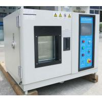 Desktop Temperature Humidity Environmental Test Chamber With French Tecumseh Compressor Manufactures