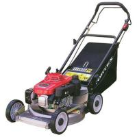 22 Inch Self - propelled garden lawn mover , portable petrol Lawn Mower Manufactures