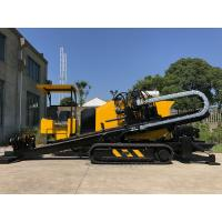 Quality Powerful Horizontal Directional Drilling Machine Fast Travelling And Tracking for sale