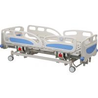 China Three Functions Electric Adjustable BedsFurniture , Clinic Care Standard Hospital Bed on sale