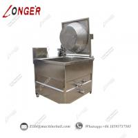 Stainless Steel Automatic French Fries Fryer Machine|Automatic Fryer Machine|Peanut Fryer Machine|Chicken Fryer Machine Manufactures