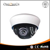 1MP Plug And Play Weatherproof Security Camera With Night Vision Manufactures