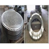 forged ring flange tube sheet plate flange Manufactures