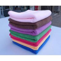 Microfiber Fabric Customized Face Towels for Dry, Clean , Gift or Promotion (Cu-052) Manufactures