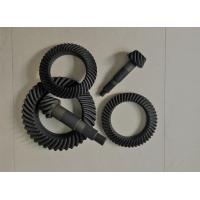 High Rigidity Pinion Gear And Ring Gear , Differential DANA Crown Bevel Gears Manufactures