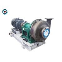 Electrical Open Impeller Industrial Chemical Pumps / Volute Centrifugal Pump Manufactures