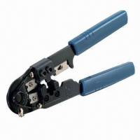 Modular RJ45/RJ11/RJ12 Crimp Tool, Networking Plugs Manufactures
