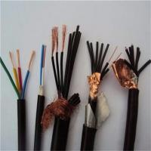 Low Voltage PVC Control Cable Multi Core Heat Resistant Flex For Instrumentation Manufactures