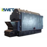 Reliable 20T Chain Grate Steam Boiler High Efficient Environmental Protection Manufactures