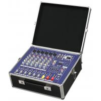 Sturdy Portable Professional Audio Mixer With Fightcase PM600USB Manufactures