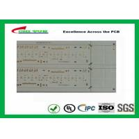 Aluminum Core PCB Circuit Boards MCPCB  for high power LED applications Manufactures