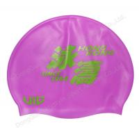 printing silicone swim hats and hair cap Manufactures