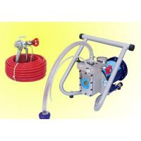 High pressure electric Airless Paint Sprayer / pump kit Manufactures