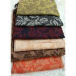 Jacquard wool shawl Manufactures