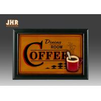 Coffee House Wall Decor Antique Wooden Wall Signs Decorative Wall Plaques Home Decor Manufactures
