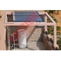 500L Split Pressure Solar Water Heater Evacuated Tube Heat Pipe Solar Collector Manufactures