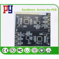 Fr4 Base Material Multilayer PCB Circuit Board 1OZ Copper Thickness HASL Surface Manufactures