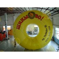 0.18mm helium quality PVC Durable Custom Shaped Balloons for Trade Show Manufactures