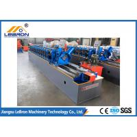 China Low Noise Light Steel Keel Manufacturing Machine 8-12m/Min High Rolling Speed on sale