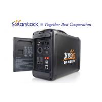 Buy cheap Small AC DC Outdoor Solar Generator Battery Rechargeable Jump Starter from wholesalers