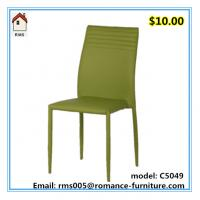 cheap modern dining chair on sale leather dining chair C5049 Manufactures