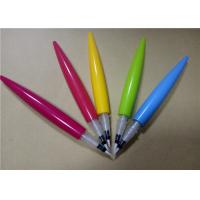 PP Plastic Liquid Eyeliner Pencil Packaging Any Color Chili Shape 125.3 * 8.7mm Manufactures