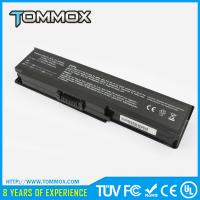 China Tommox Laptop Battery For Dell 1420 1400(9cell 11.1v 7800mah)black on sale