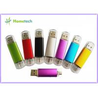 China Promotion Gift OTG USB Tablet PC / Mobile Phone USB Flash Drive for Student on sale